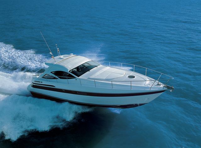 Pershing 43 (Power Boat)