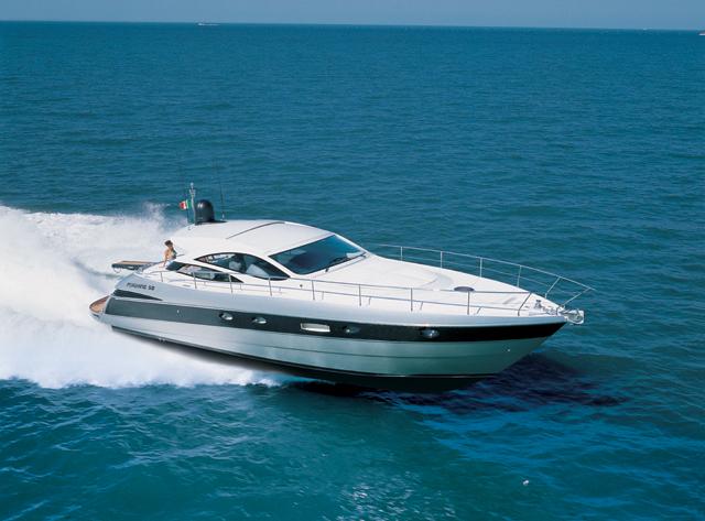 Pershing 50 (Motor Yacht)