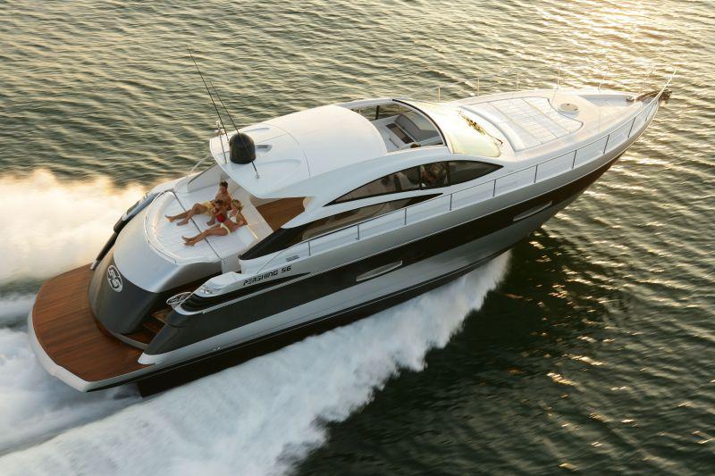 Pershing 56 (Motor Yacht)