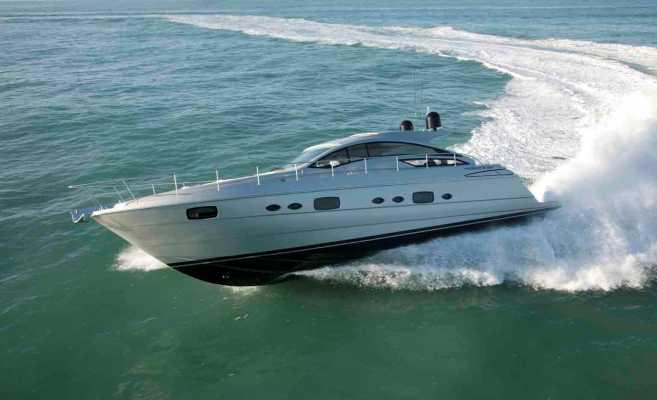 Pershing 58 (Motor Yacht)