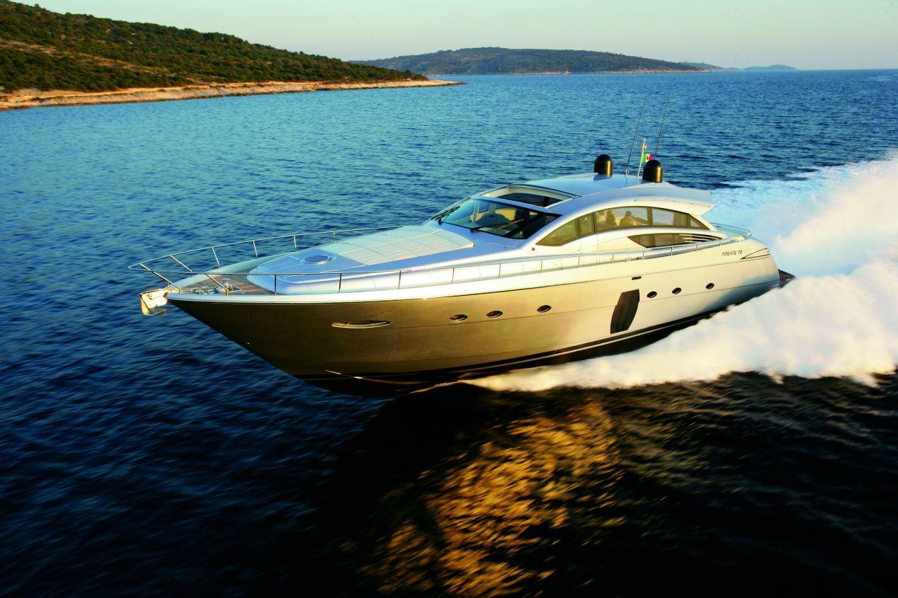Pershing 72 (Motor Yacht)