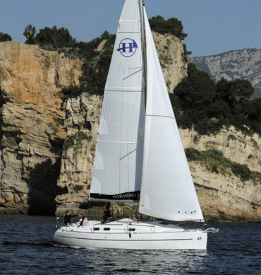 Poncin Yachts Harmony 34 (Voilier)