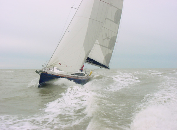 Poncin Yachts Harmony 38 (Voilier)