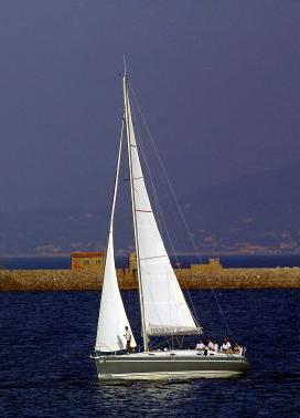 Poncin Yachts Harmony 42 (Sailing Yacht)