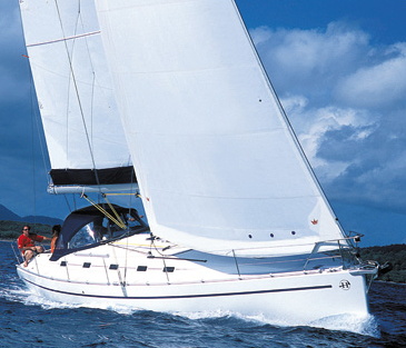Poncin Yachts Harmony 47 (Voilier)