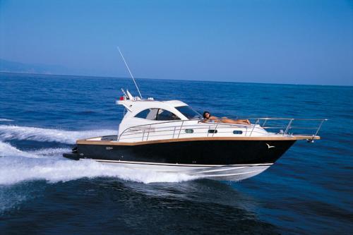 Portofino Marine 10 HT (Power Boat)