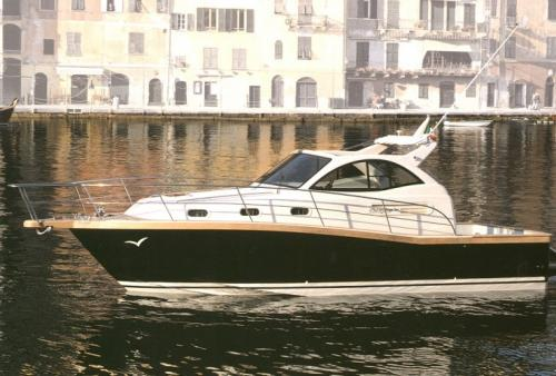 Portofino Marine 10 Spider (Power Boat)