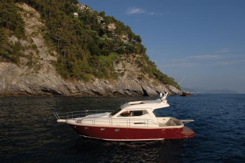Portofino Marine 37 HT (Power Boat)