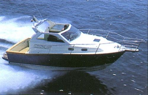 Portofino Marine 750 Spider (Day cruiser)