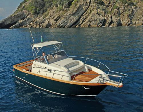 Portofino Marine 750 WA (Open)