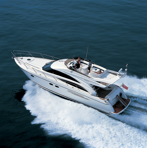 Princess Yachts 57 (Fly / Motor Yacht)