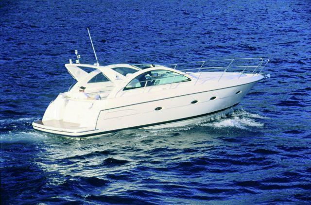 Prinz Yachts 36 Open (Power Boat)