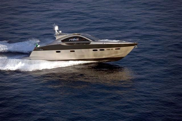 Prinz Yachts 54 Coupe (Open)