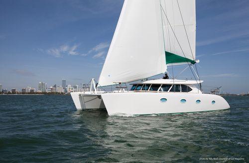 Prout International 50S (Sailing Yacht)