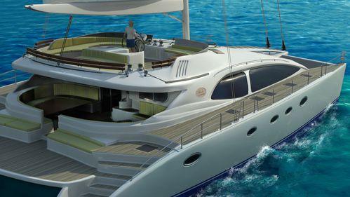 Prout International 67S (Sailing Yacht)