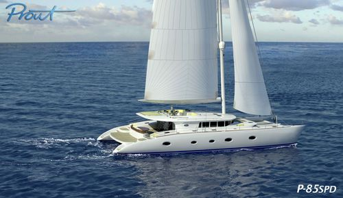 Prout International 85S (Sailing Yacht)