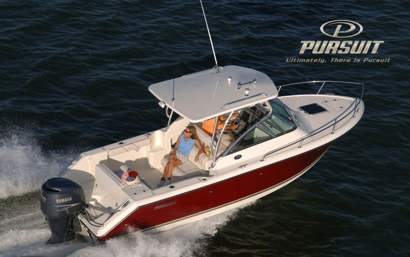 Pursuit OS 235 (Fisher)