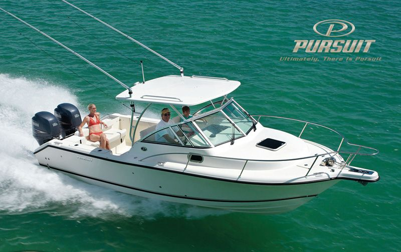Pursuit OS 255 (Fisher)