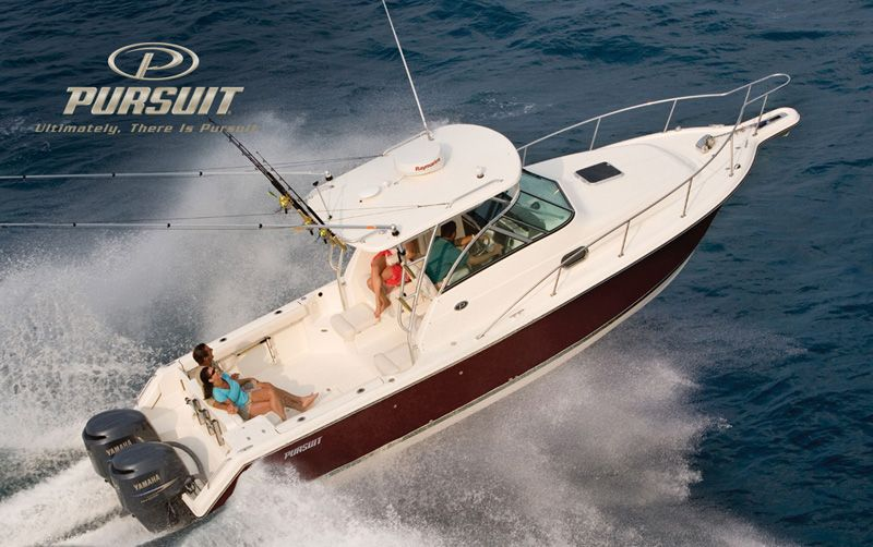 Pursuit OS 285 (Fisher)