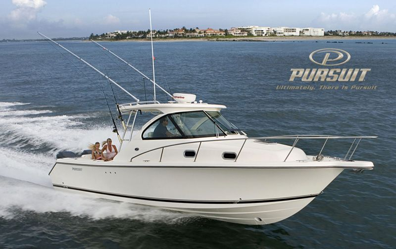 Pursuit OS 315 (Fisher)
