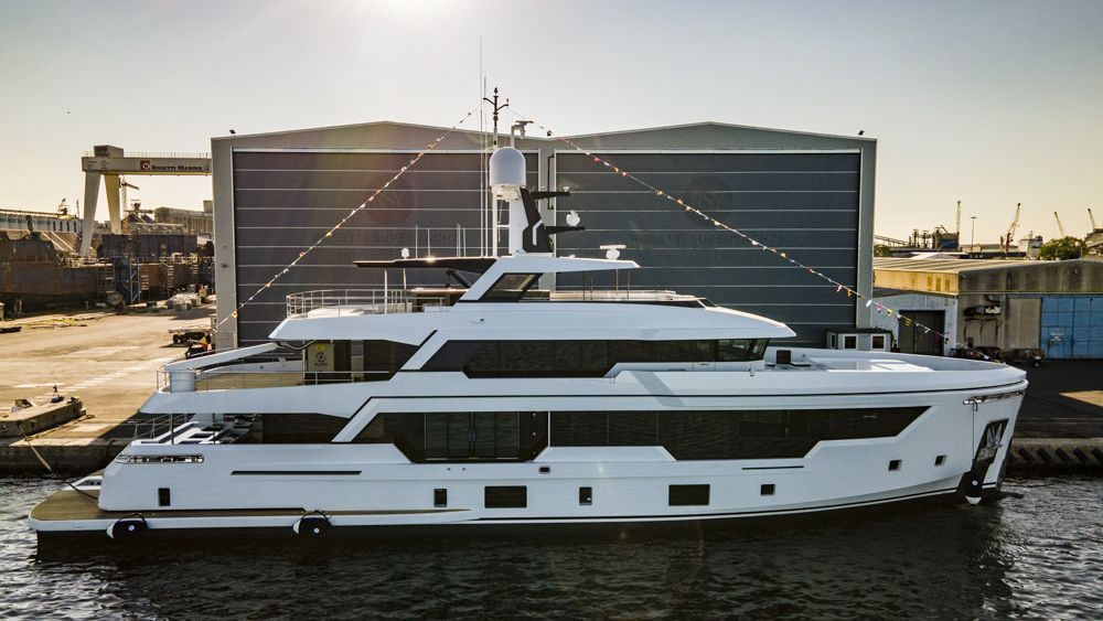 Rosetti Superyachts RSY 38M EXP (Motor Yacht)