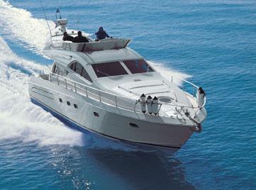 Raffaelli Maestrale 53 (Fly / Motor Yacht)