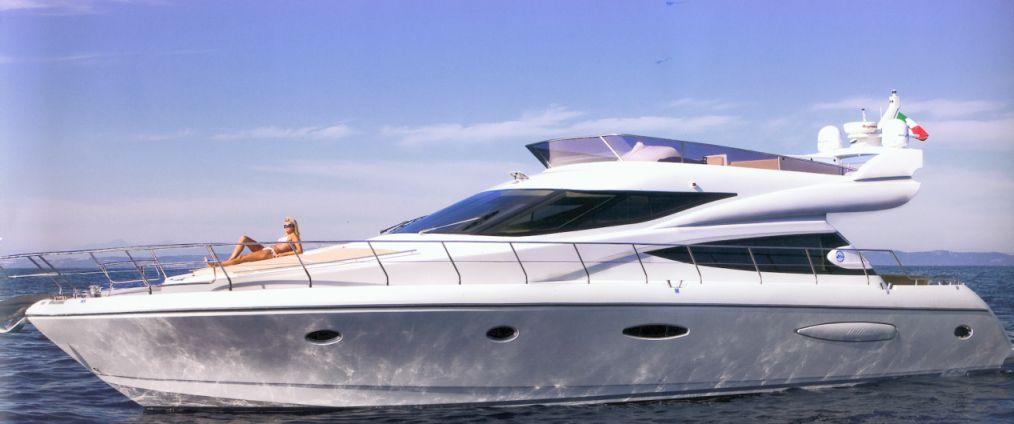 Raffaelli Meltemi 65 Fly (Fly / Motor Yacht)