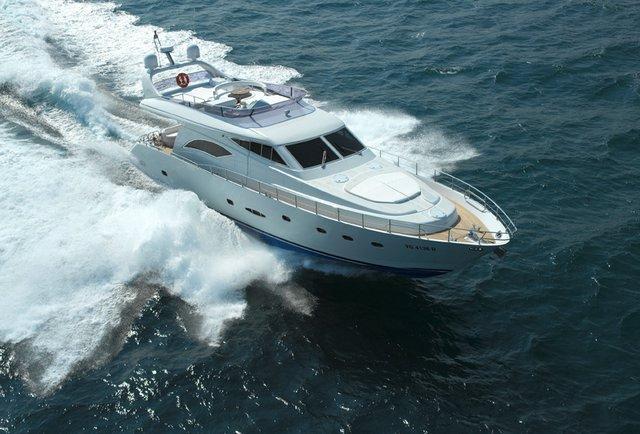 Raffaelli Ontera 70 (Fly / Motor Yacht)