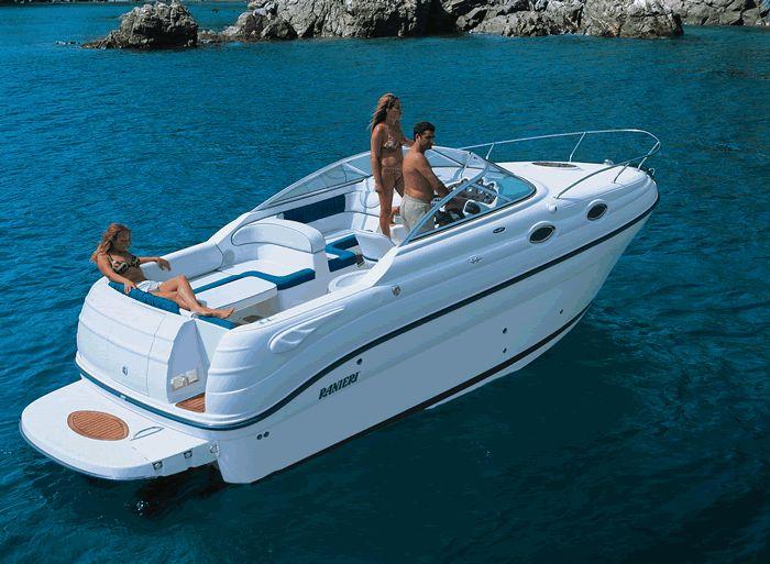 Ranieri Sea Lady 27 (Day cruiser)