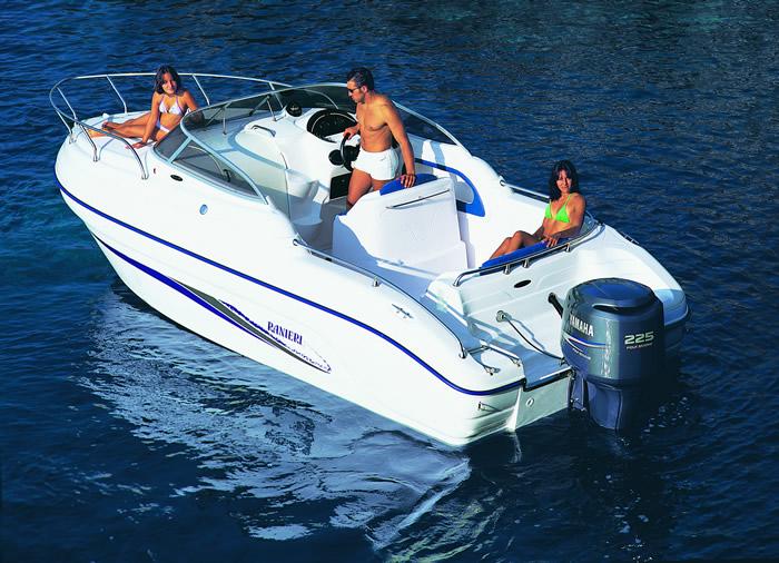 Ranieri Sea Lady (Day cruiser)