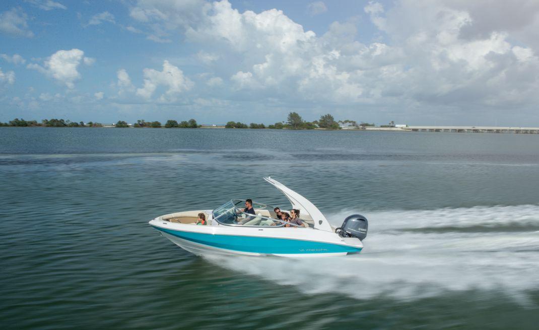 Regal Boats 21 OBX (Pêche Promenade)