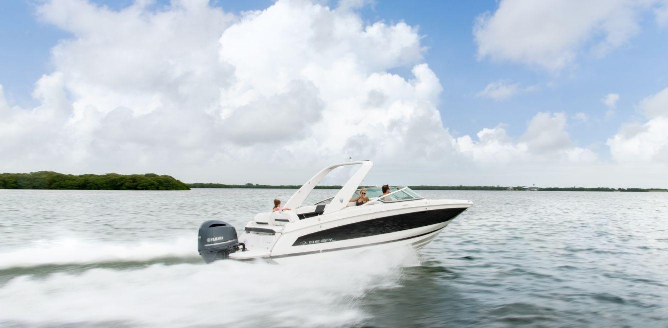 Regal Boats 26 OBX (Pêche Promenade)