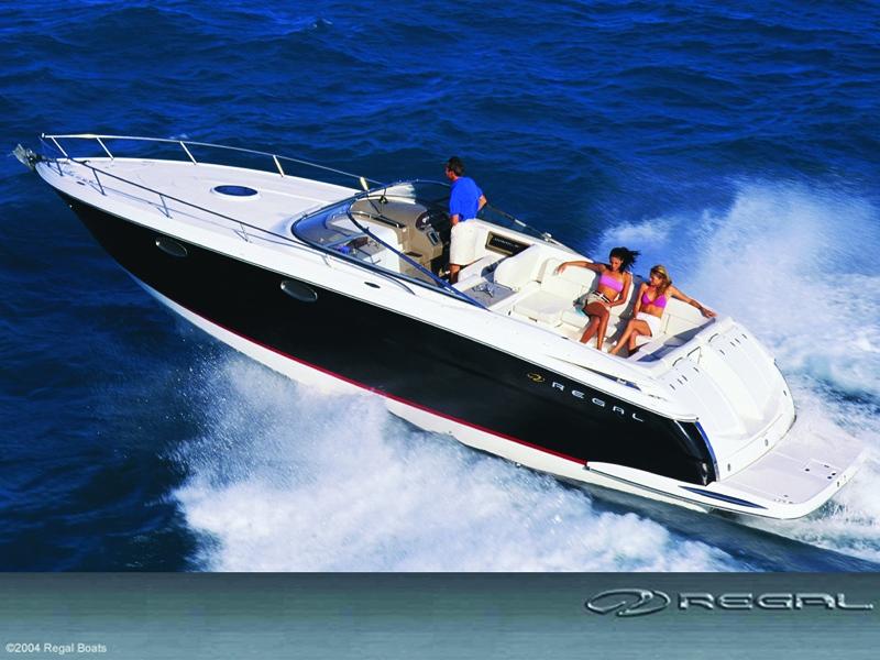 Regal Boats 3350 (Open)