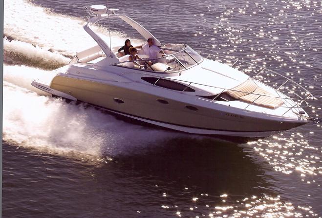 Regal Boats 3360 Window Express (Open)
