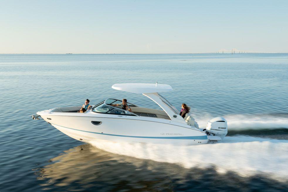 Regal Boats LX6 (Pêche Promenade)