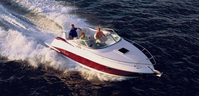 Rinker Captiva 230 Atlantic (Day cruiser)