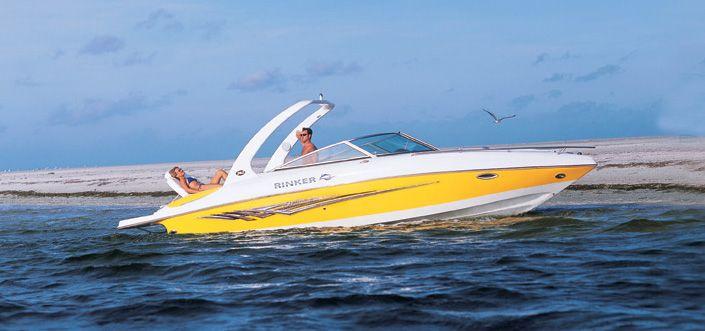 Rinker Captiva 262 CC (Day cruiser)