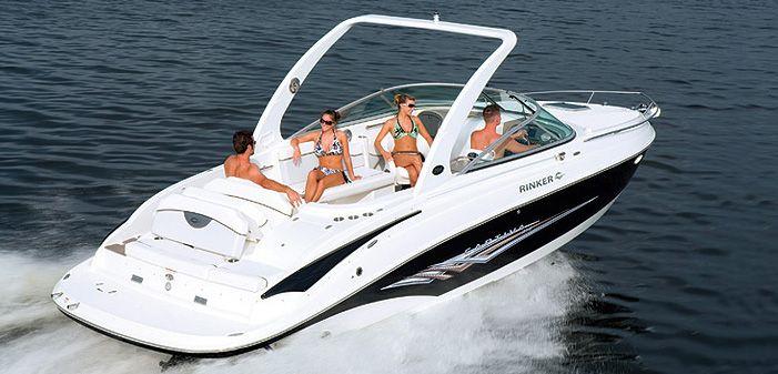 Rinker Captiva 296 CC (Day cruiser)