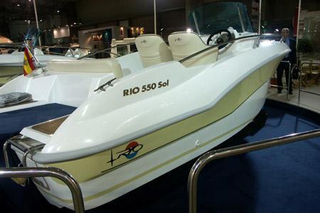 Rio 550 Sol (Pêche Promenade)