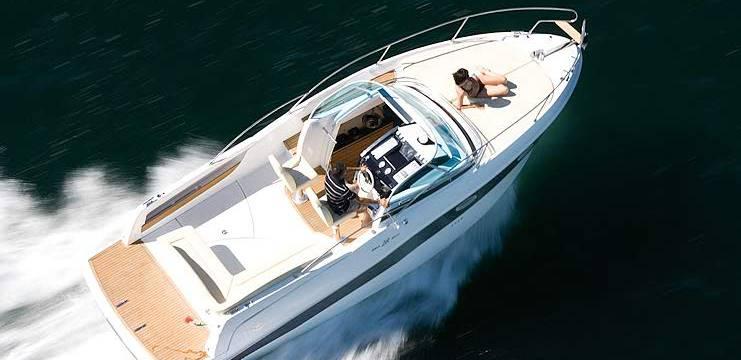 Rio Yachts 28 Blu (Day cruiser)