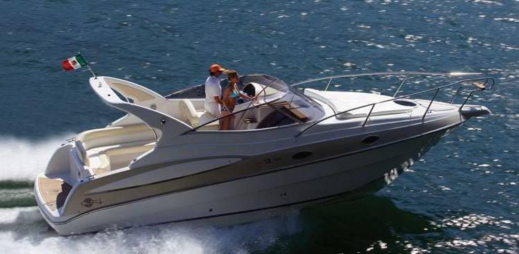 Rio Yachts 32 Art (Day cruiser)