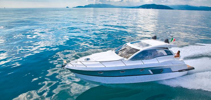 Rio Yachts 42 Air Hard Top (Open)