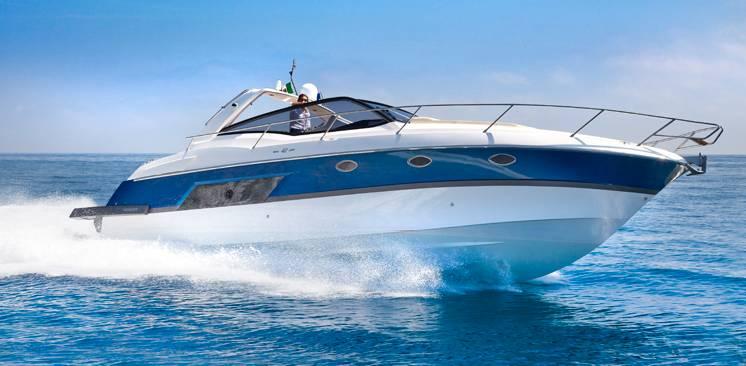 Rio Yachts 42 Art (Day cruiser)