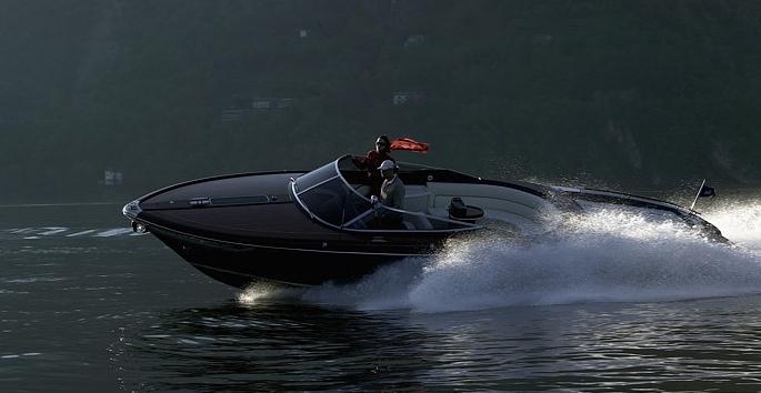 Riva Yachts 33 Aquariva (Runabout)