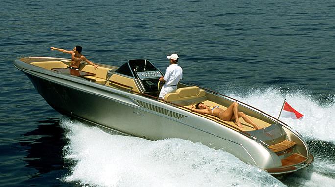 Riva Yachts 33 Sunriva (Runabout)