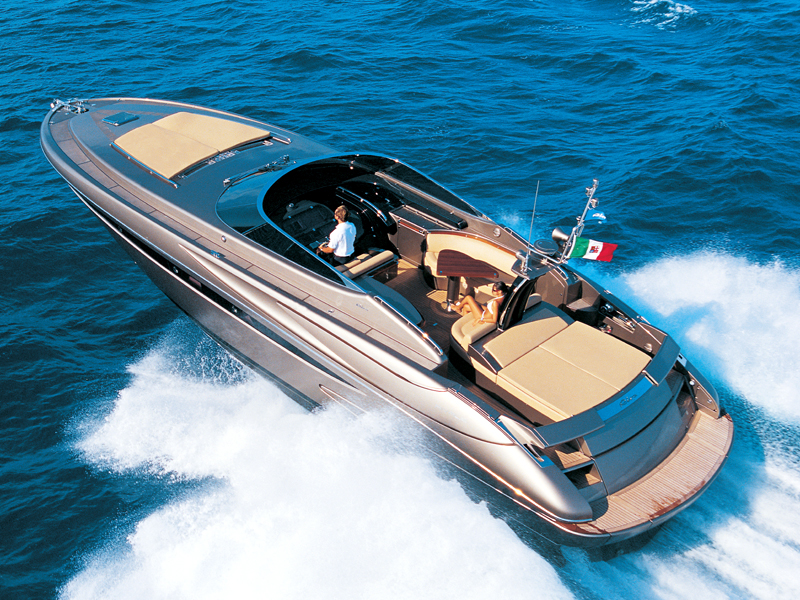 Riva Yachts 52 Rivale (Runabout / Motor Yacht)