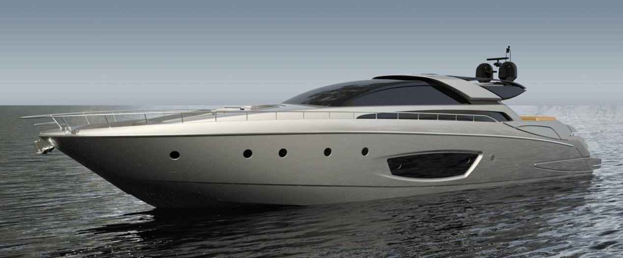 Riva Yachts 86 Domino (Motor Yacht)