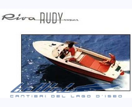 Riva Yachts Rudy Super (Runabout)