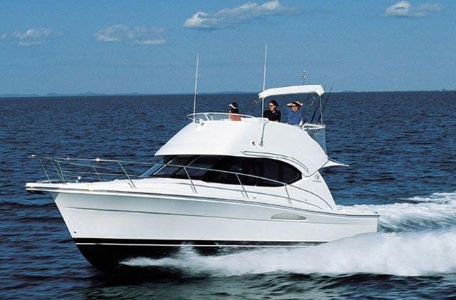Riviera 33 (Pêche)