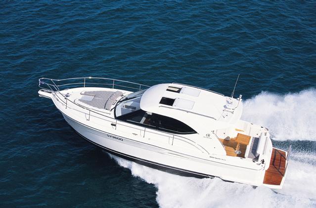Riviera 3600 SY (Power Boat)